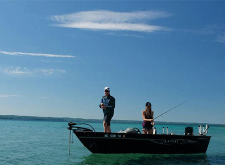 Bass Fishing in Traverse City, MI | Things to Do