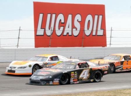 Oval Track Lucas Oil Raceway