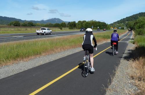 Napa Valley Vine Trail – 47 Scenic Miles