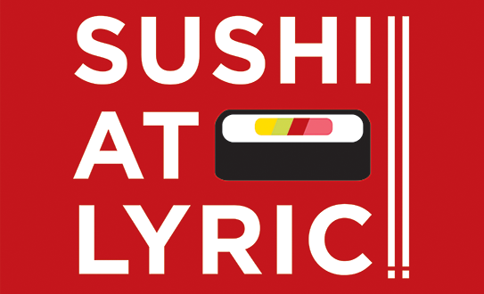 Lyric Opera Sushi Bar logo