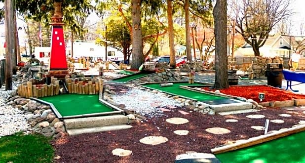 Whispering Pines Mini Golf