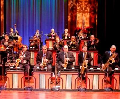 Columbus Symphony Orchestra during their Home for the Holidays annual concert