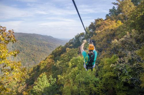 The Gorge Zipline