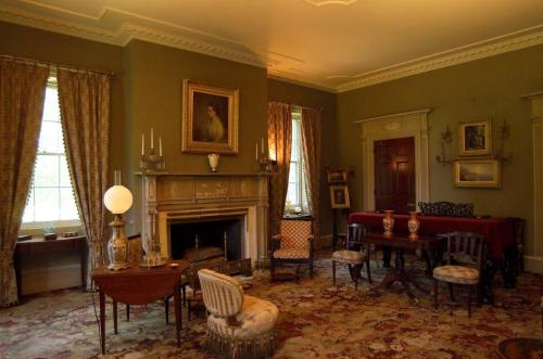 Lorenzo State Historic Site's Drawing Room