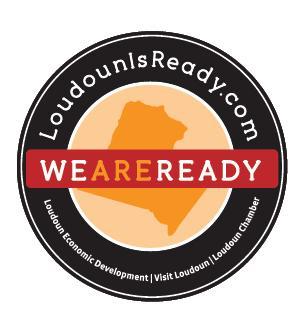 Loudoun is Ready Logo