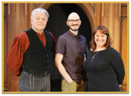 Gamut Theatre Group Headshots 2019