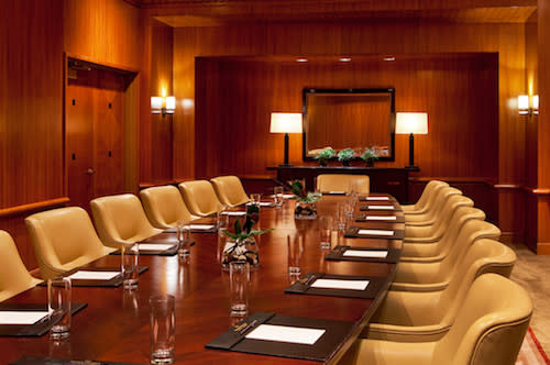 Sheraton Grand Boardroom
