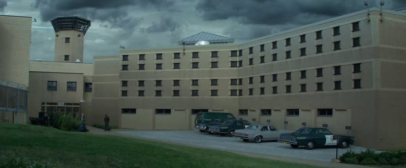 Greensburg Penitentiary