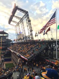 Date Night at Safeco Field for Mariners Baseball