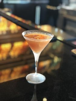Overland Park Firebirds Holiday Cocktail