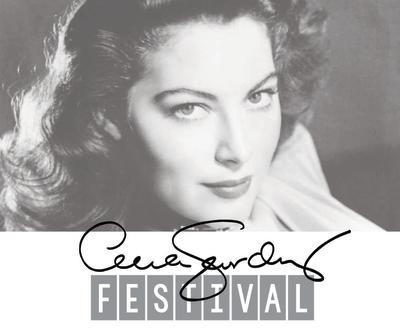 Ava Gardner Festival Image with Logo, scheduled for June 5-6, 2020 in Smithfield, NC.