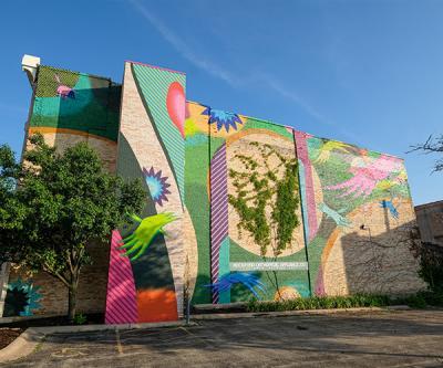 Mural - Chris Silva