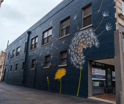 Mural - Jenny Mathews