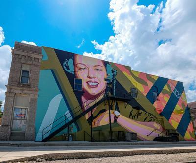 Mural - Jenny Ustick