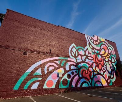 Mural - Molly Z