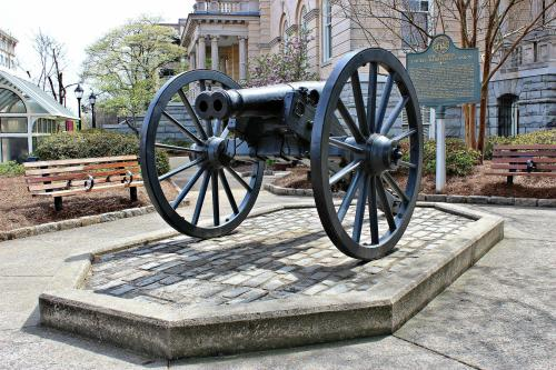 City Hall Cannon