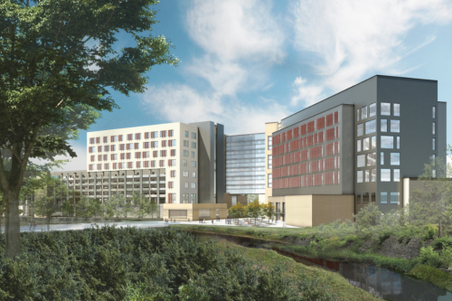 Dell Medical Center rendering