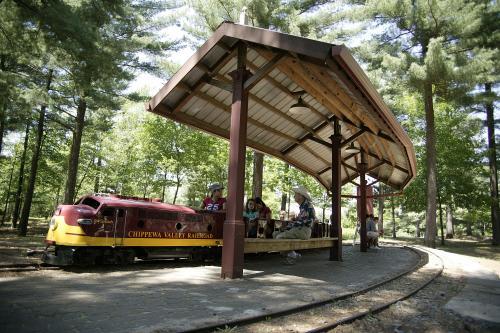 Carson Park Train