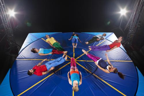 Streb Dance Troupe at Nazareth College Arts Center