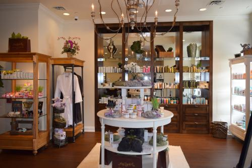Woodhouse Day Spa Shop