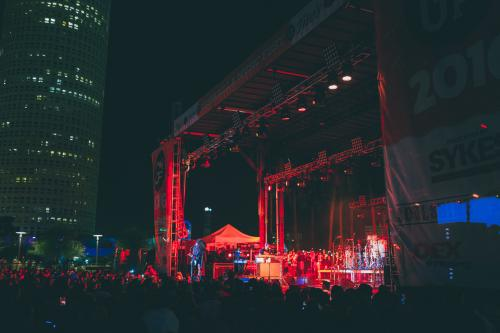Erykah Badu Gasparilla Music Festival 2016