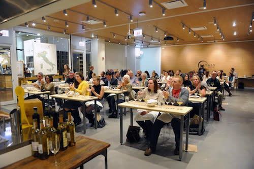 Eataly Chicago cooking class