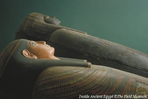 Inside Ancient Egypt at The Field Museum