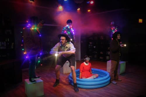 Strangest Things! The Musical: Greenhouse Theater Center