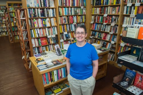 Women and Children First Bookstore - Lynn Mooney