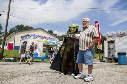 Kecksburg UFO Festival