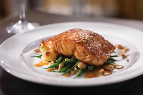 Capital Grille Salmon