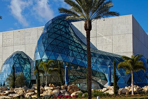 Copy of The Dali Museum