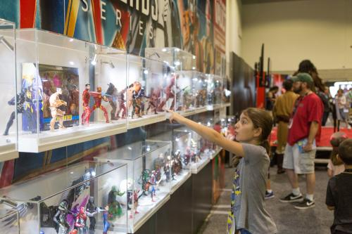 HASCON Collectible Figurines and Toy Display