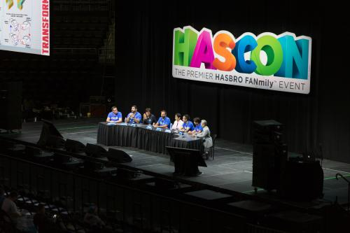 HASCON Q/A Panel in Providence