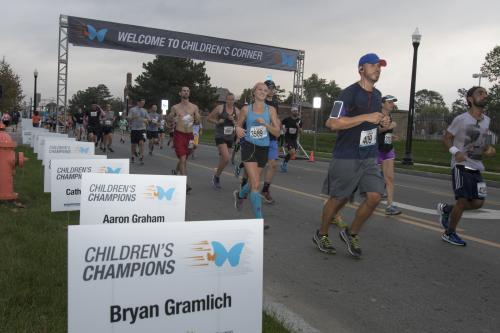 Columbus Marathon Childrens Corner