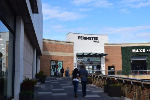 Copy of Couple at Perimeter Mall