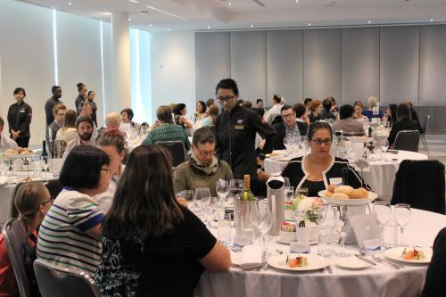 Previous Aspire Awards Info Lunch