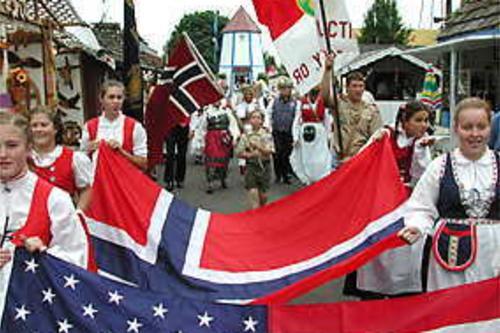Scandinavian Festival Junction City 2020 Scandinavian Festival
