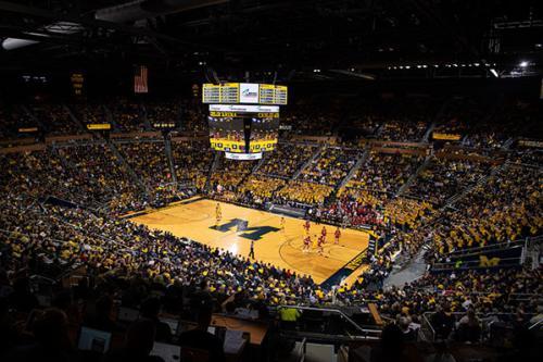 U-M Crisler Arena