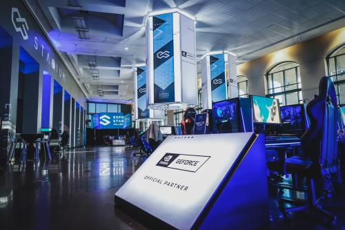 Esports Stadium Arlington gaming center