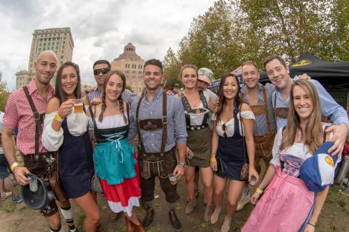 Asheville Okotberfest celebrates fall and great beer each autumn in North Carolina