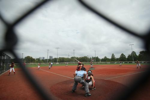 Softball at Berliner Sports Park