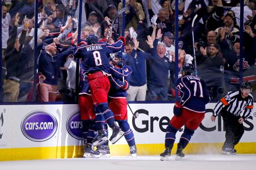 Columbus Blue Jackets 2019