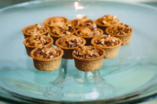 Le Meridien Mini Desserts
