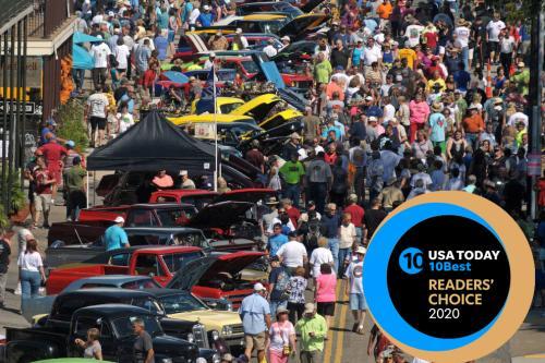 Vote Cruisin' the Coast - Best Car Show