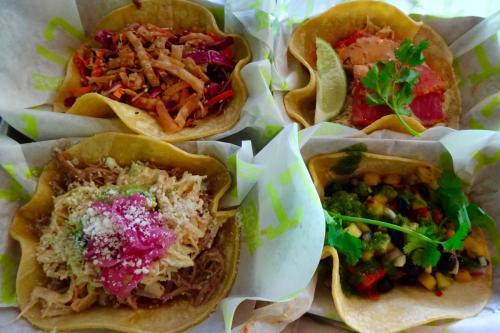 TLT Food tacos