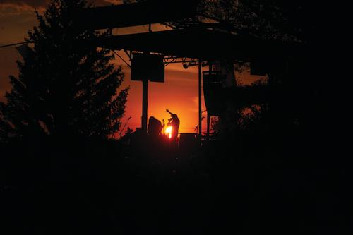 Summer Music Series Sunset