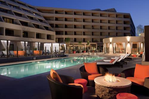 Hyatt Palm Springs Pool