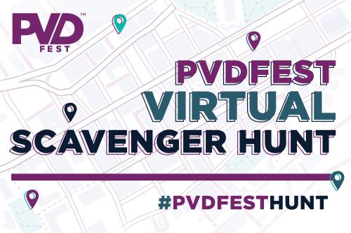 PVDFest Scavenger Hunt