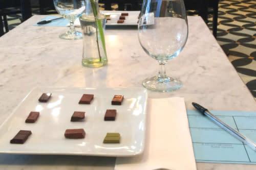 Taste Tasting Chocolates